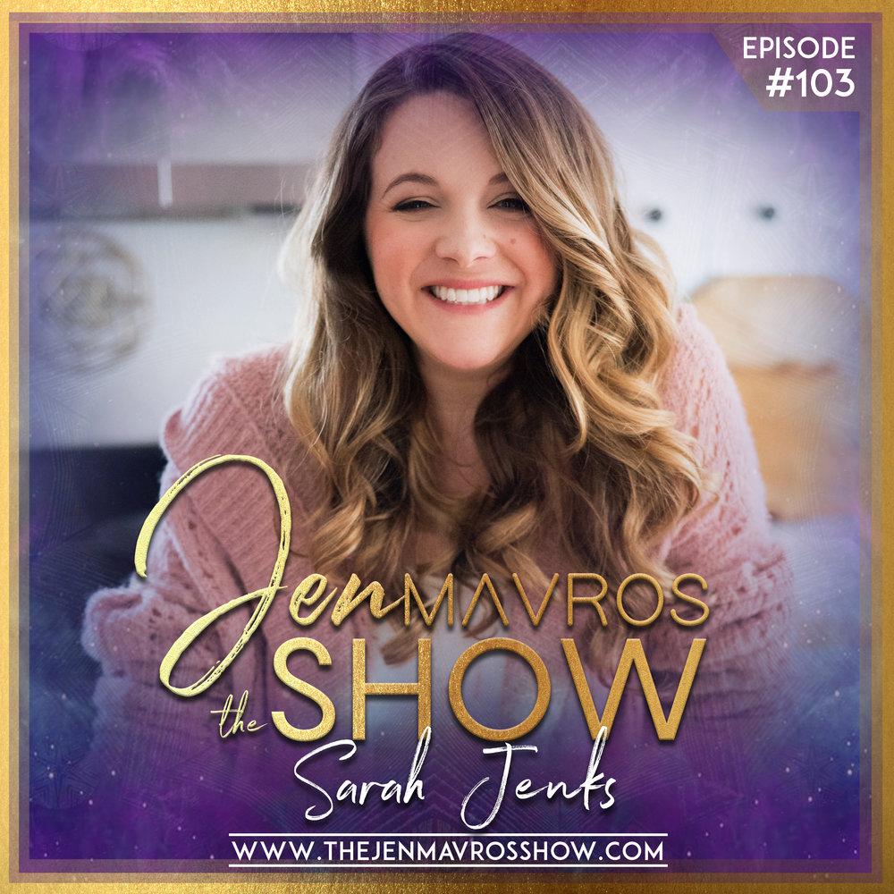 Sarah Jenks - Whole Woman - Discovering Your Unique Magic