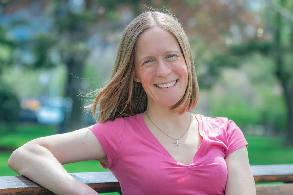 Jen Petro-Roy - author of P.S. I Miss You Author, I Never is a segment in which I interview fellow authors about the writing process, breaking into the industry, and breaking rules. I ask some hopefully novel questions along with some old standards, and finish it up with a round of I Never to find out what cardinal writing rules we've broken.