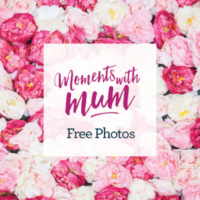 Seven Hills Plaza Mother's Day Photo Booth