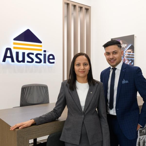 Aussie Seven Hills Plaza opening
