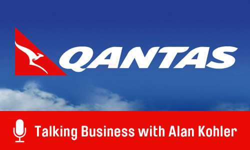 Our story went around the world and back again with this interview with our Managing Director Tracey Atkins on Qantas Talking Business with Alan Kohler:  This is an Inflight Entertainment radio program that airs on all Qantas flights around the world and features enlightening conversations with Australia's most prominent business leaders, entrepreneurs and innovators.