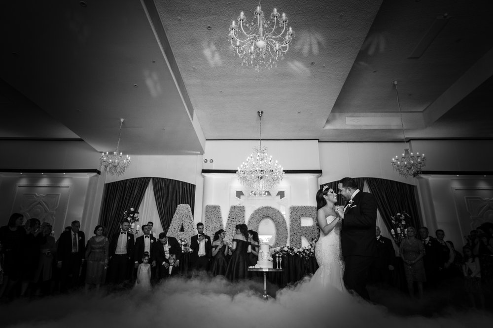 The Vogue Ballroom, Burwood, Melbourne Wedding Photographer