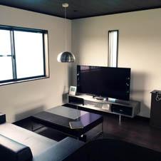 ステンレスの家具はすべてアートスタイルマーケットで購入。