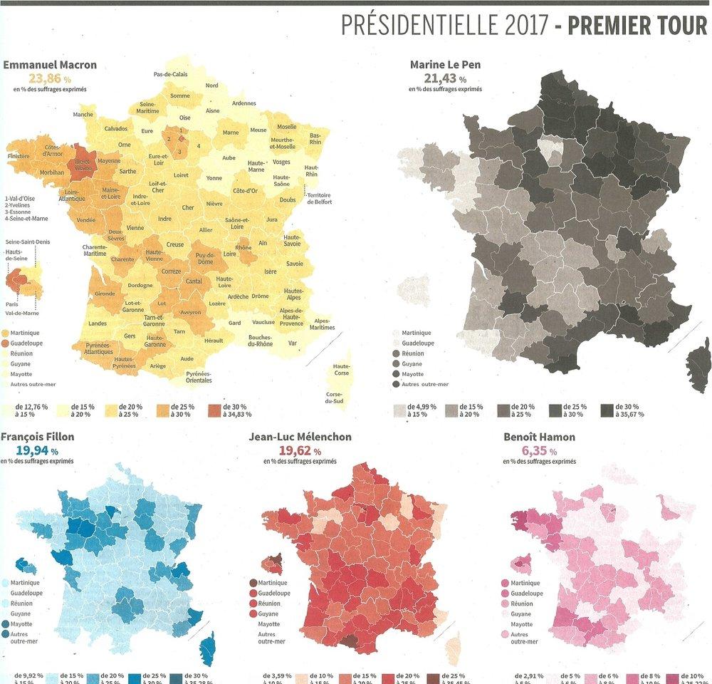 Source: Le Monde, 25 avril 2017