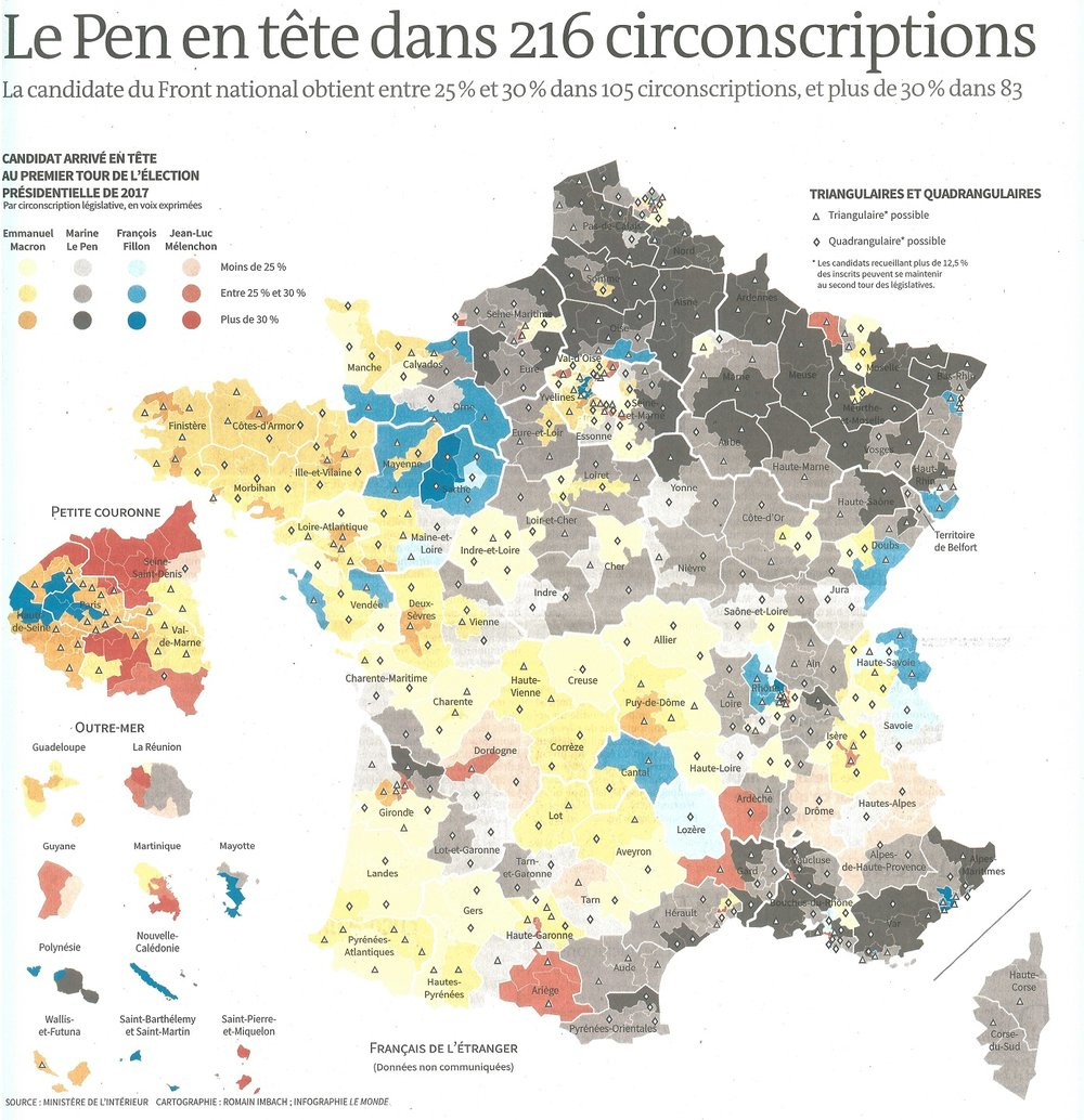 Source: Le Monde, 26 avril 2017