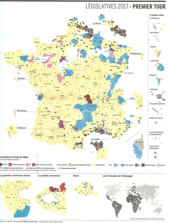 Source:  Le Monde , 13 juin 2017