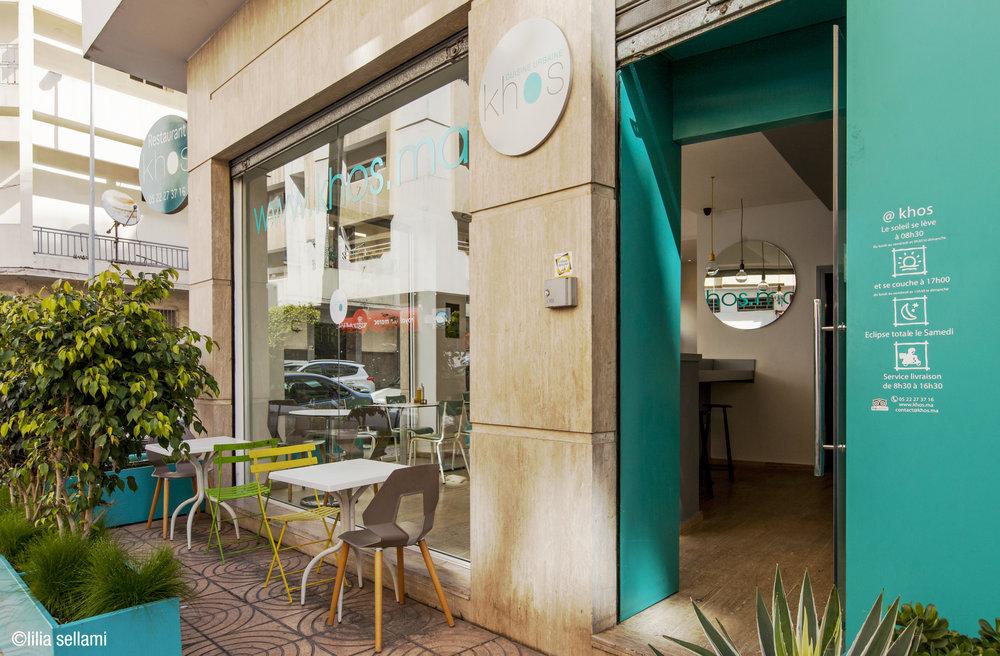 Yacharbouhayaarchitecte Restaurant Khos Cuisine Urbaine