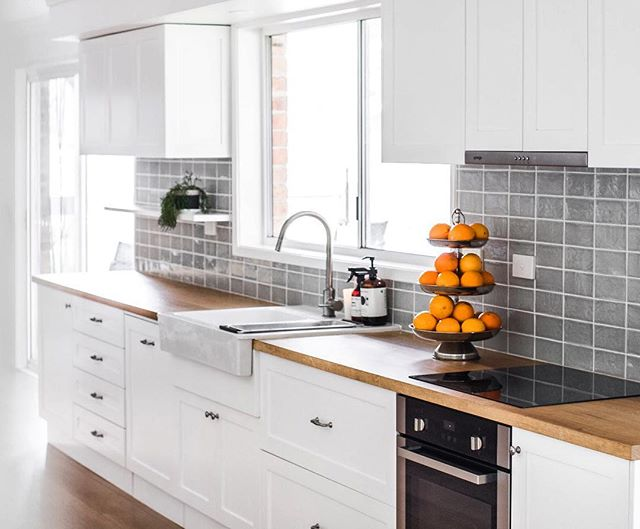 A Magno makeover for this delightful country cottage. #refresh #renovate #sydneykitchens