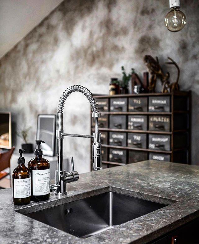 Sunday style file via the talented @henriknero #magnoinspo #dreamkitchen #renovate #remodel