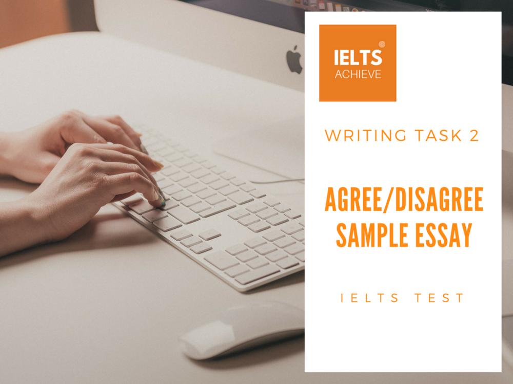 IELTS writing task 2