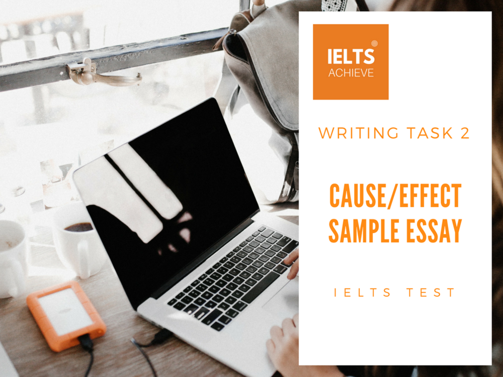 Essay My Family English Ielts Causeeffect Essay Sample   Health How To Write A Thesis Paragraph For An Essay also Argumentative Essay Topics High School Ielts Causeeffect Essay Sample   Health  Ielts Achieve Purpose Of Thesis Statement In An Essay