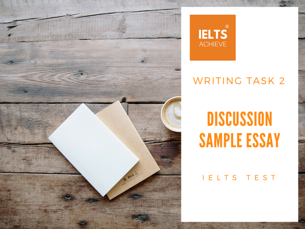 Health Essay Writing Ielts Discussion Essay Sample   Education Computer Science Essay also Essay Sample For High School Ielts Discussion Essay Sample   Education  Ielts Achieve English Essay Sample