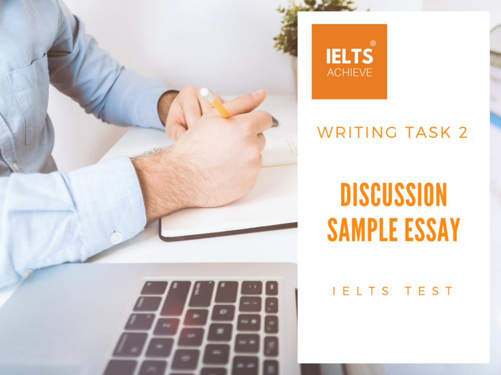 IELTS writing task 2 examples