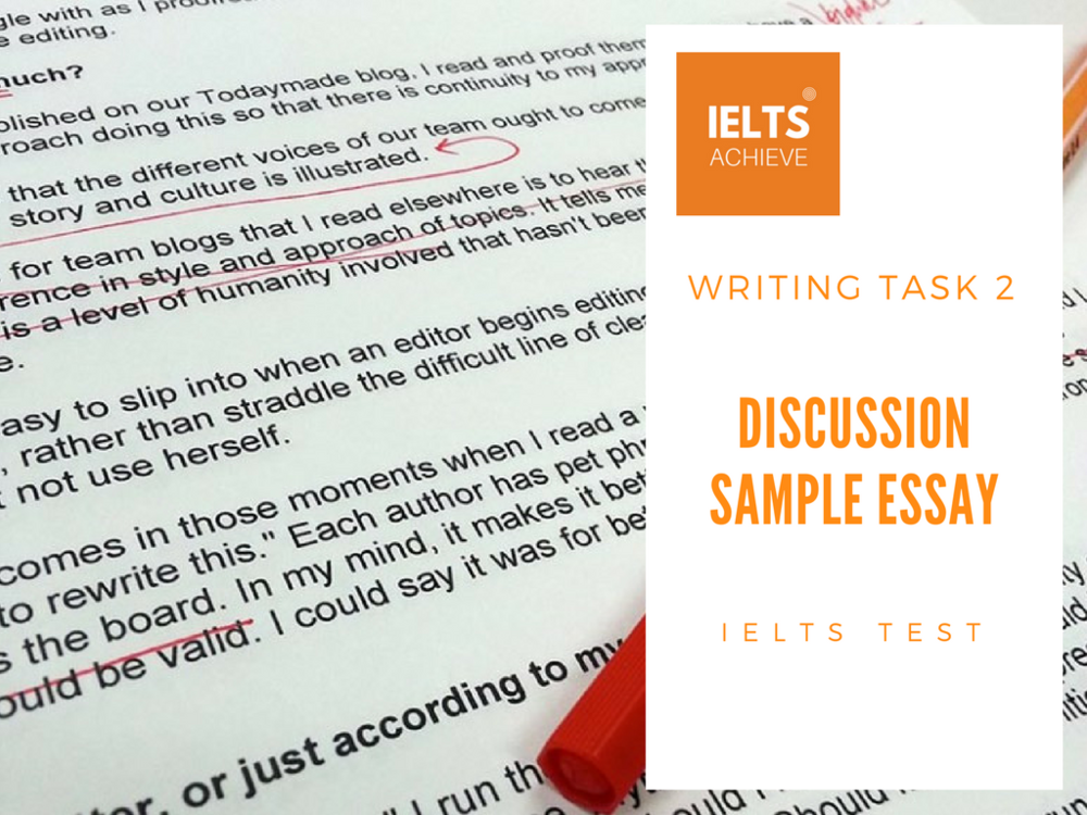 Expository Essay Thesis Statement Ielts Discussion Essay Sample   Free Time Essay Writing Business also Narrative Essay Examples For High School Ielts Discussion Essay Sample   Free Time  Ielts Achieve Reflective Essay On English Class