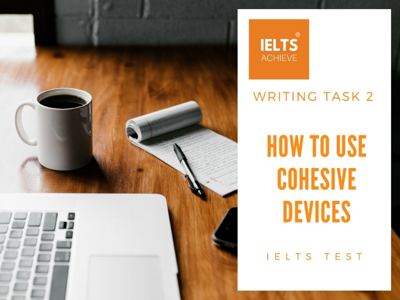 How to use cohesive devices