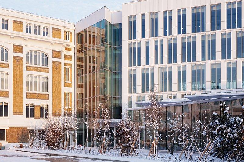 L'agence Majorelle conçoit les aménagements intérieurs du nouveau Centre Fiduciaire de la Banque de France à La Courneuve (93).    Lire l'article