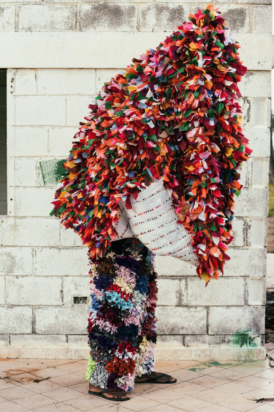 Piñata for a living.