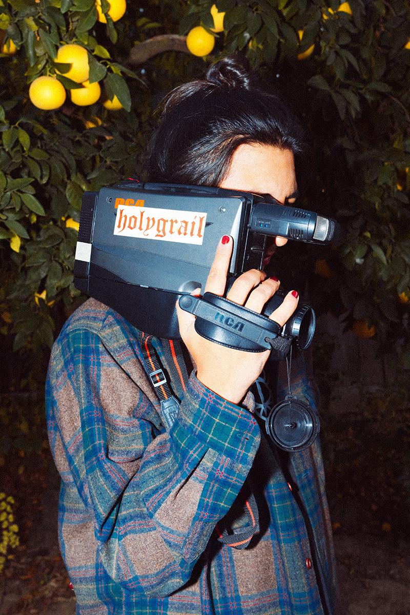Camera, man.