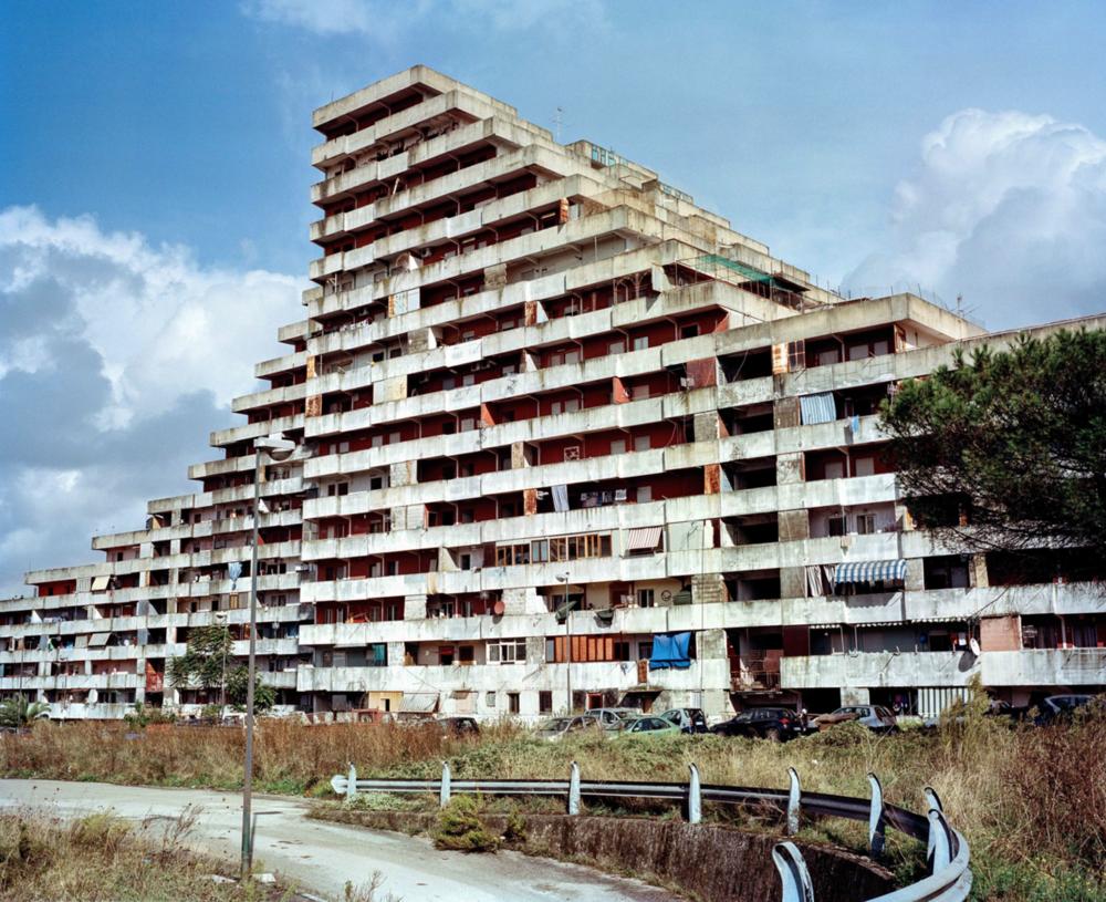 'See Naples and Die'.