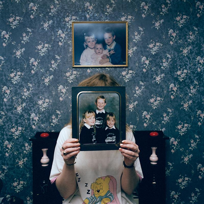 Family portraits.
