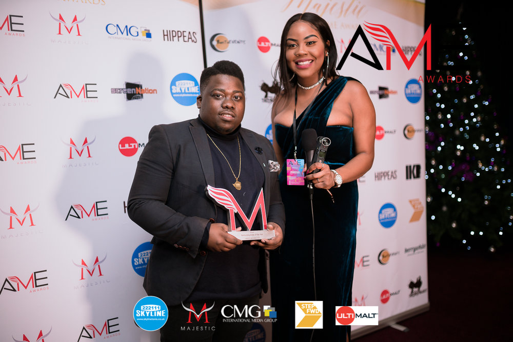 vitae arts - Award Sponsored by CMG