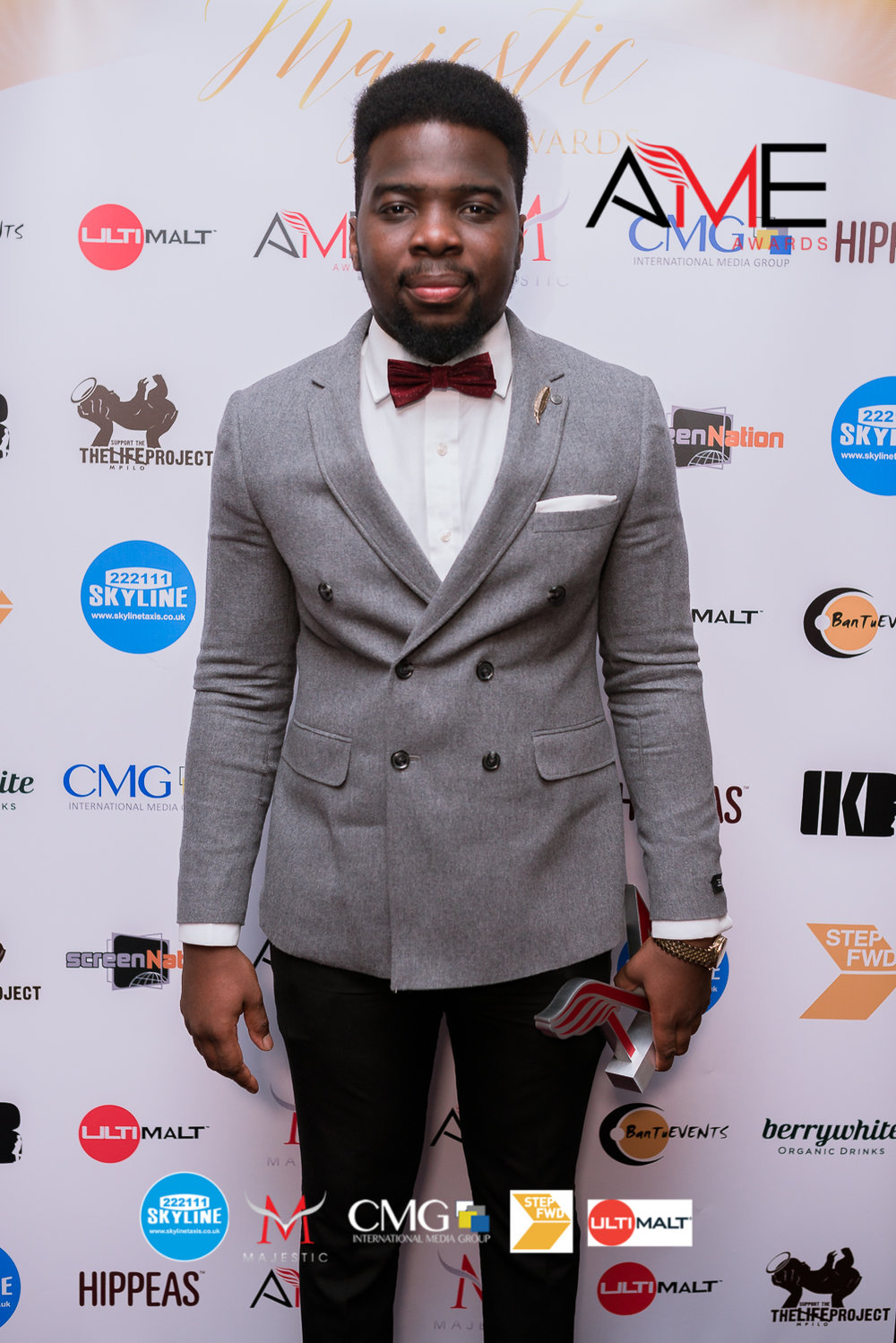Dami Alabi - Sponsored by Screen Nation