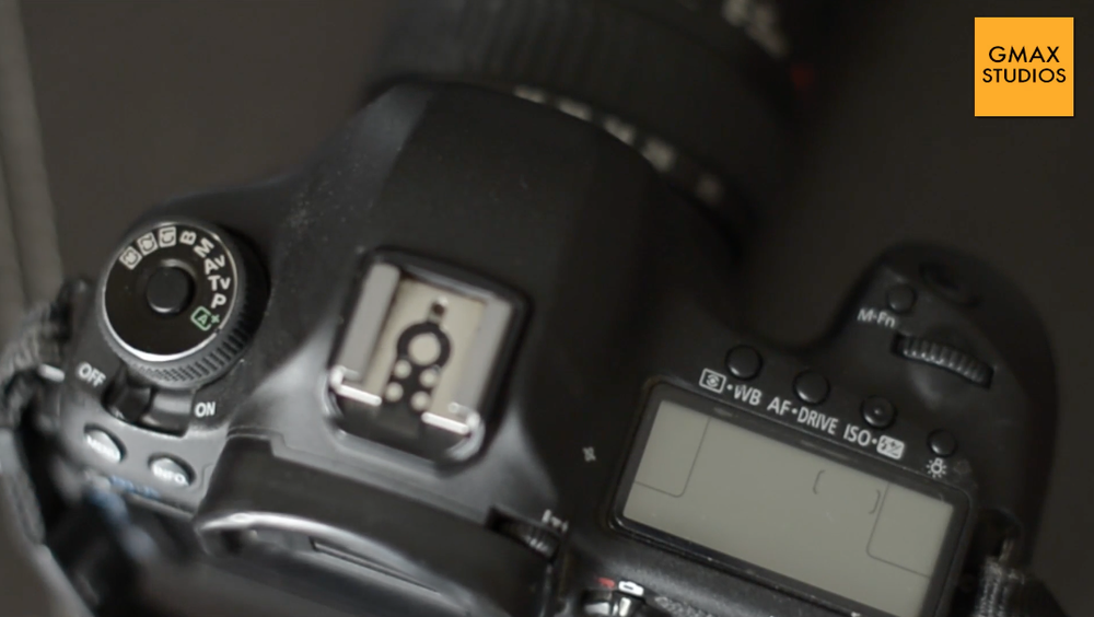 How to shoot in P mode on Canon