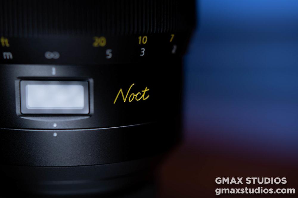 The Nikon Noct 0.95 58mm