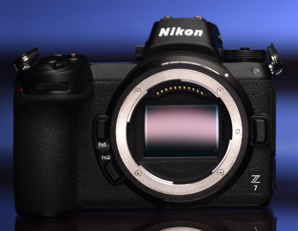 Nikon Firmware