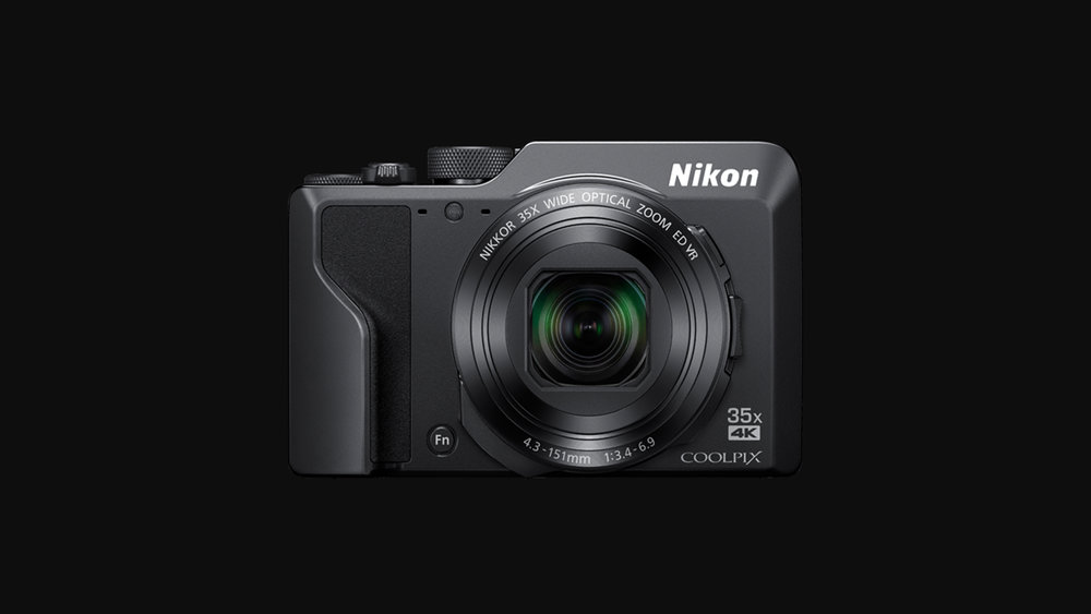 Nikon Coolpix A6000  SOURCE: NIKON.COM