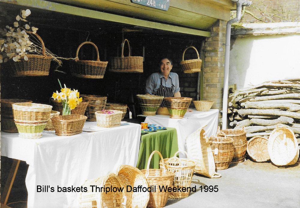Bill's baskets, 1995