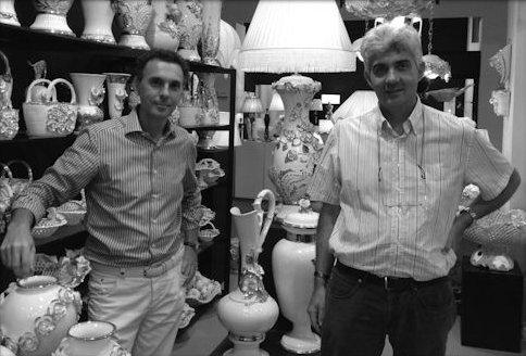 Loriano e Fabrizio Campagnaro, titolari