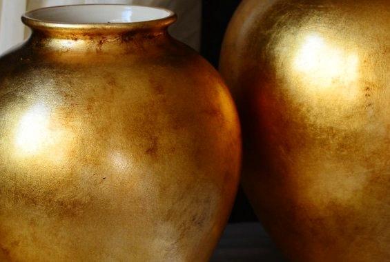 Collezione Foglia Oro -