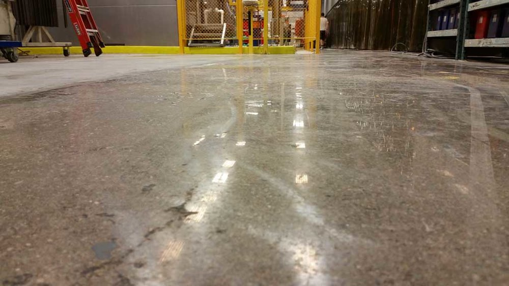 Concrete Polishing Gallery Block — AOFC - Epoxy Flooring Contractors