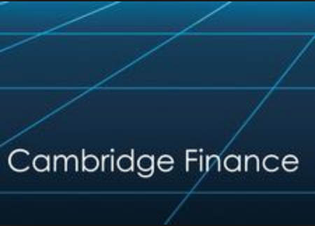 Cambridge Finance Competition - CREation has partnered with Cambridge Finance to offer one full scholarship place for the two day real estate investment and financial modelling course.The course will take place on 13th and 14th March 2018 and will be held in London.To be in with a chance of winning the place, check out our competition page and send in your application by February 15th, 5pm.WINNER WILL BE ANNOUNCED FEBRUARY 22ND.