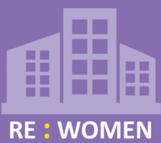 RE : WOMEN - RE : WOMEN is a group of dynamic and brave real estate professionals dedicated to gender equality and diversity in the real estate industry through informal education and networking opportunities. RE:WOMEN is all about directly addressing the need of real estate industry to become a more equal, fair and sustainable industry.