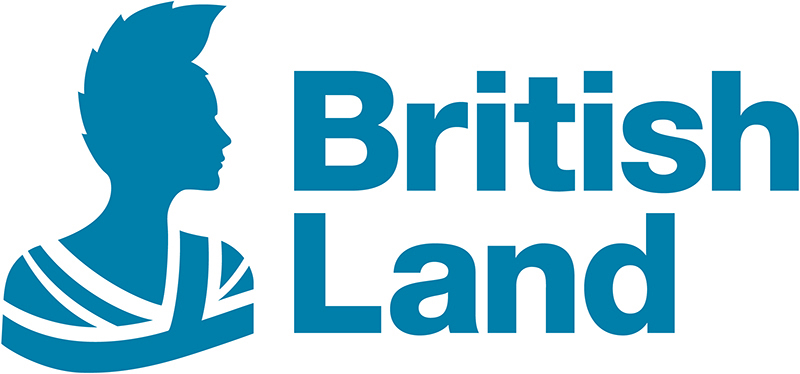 British Land - British Land are one of the largest property development and investment companies in the UK. As a leading UK commercial property company, British Land own and manage a total of 25 million sq ft of  floor space with £17.7bn worth of assets under direct ownership and £18.2bn of assets currently under management.
