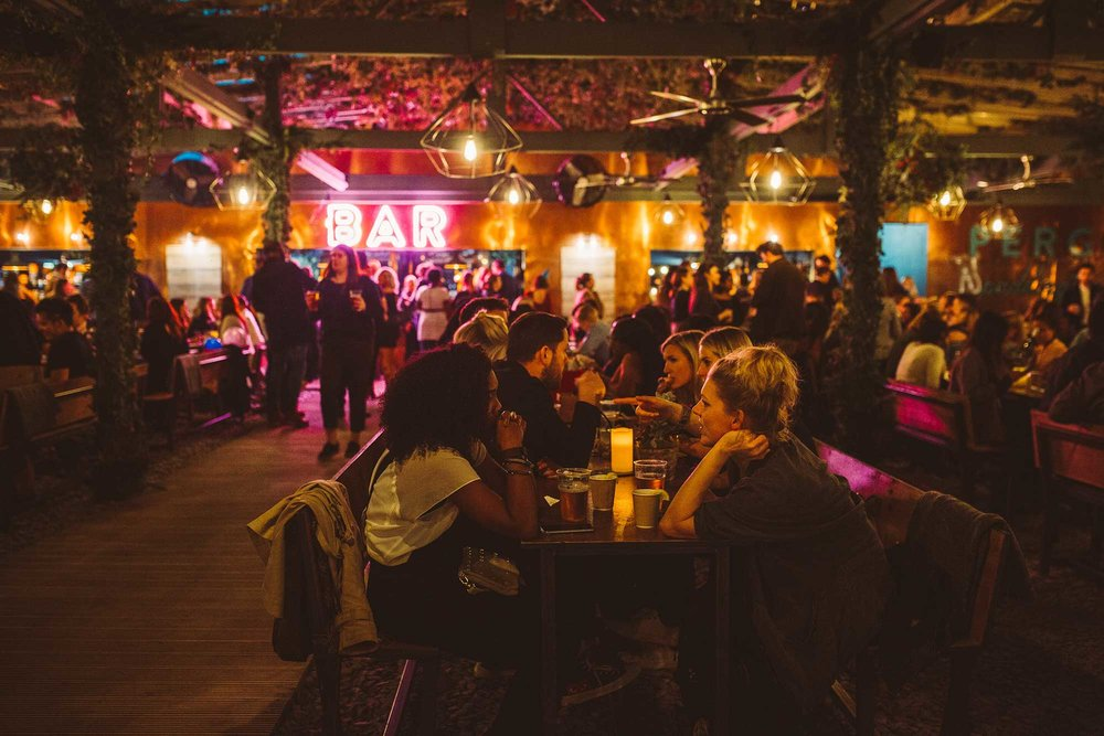 CREATION'S FIRST Birthday!LONDON - 0n 23rd January 2018 we launched CREation! It's been a whirlwind year and we wanted to thank all of our members for your endless support and enthusiasm by throwing a birthday party at Pergola in Paddington.