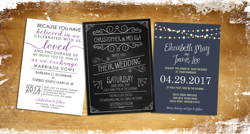 About us affordable wedding invitation affordable wedding about us affordable wedding invitation stopboris Gallery