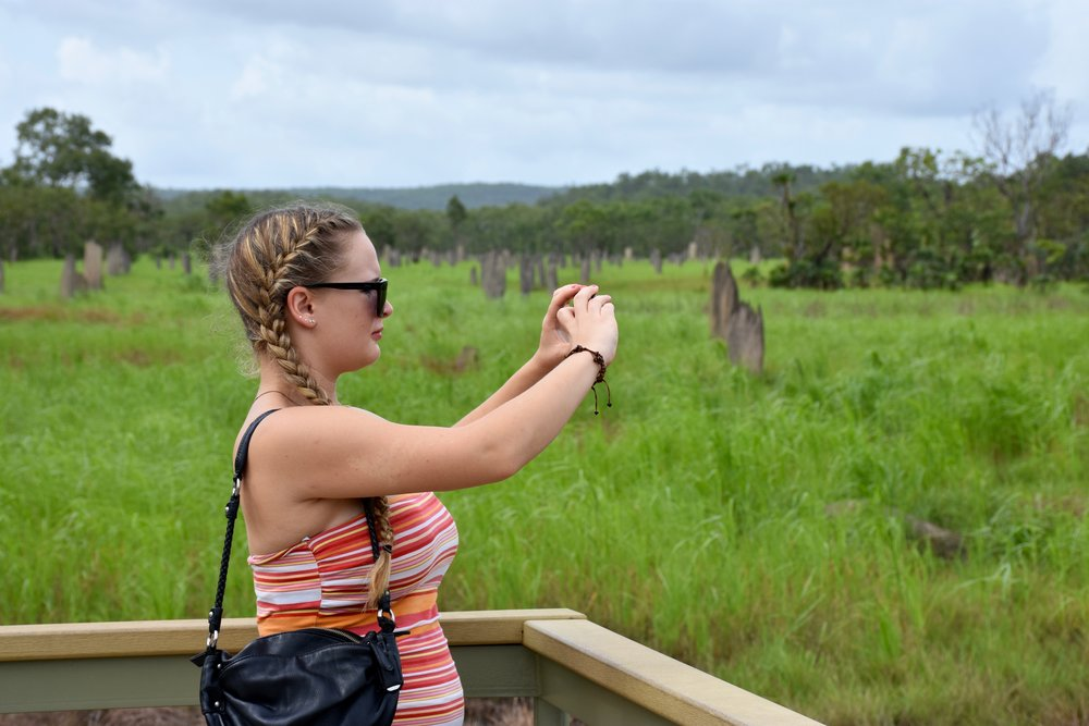 LITCHFIELD NATIONAL PARK DAY TOUR, NT DAY TOURS, KAKADU NATIONAL PARK TOUR, TERMITE MOUNDS PHOTO.jpg