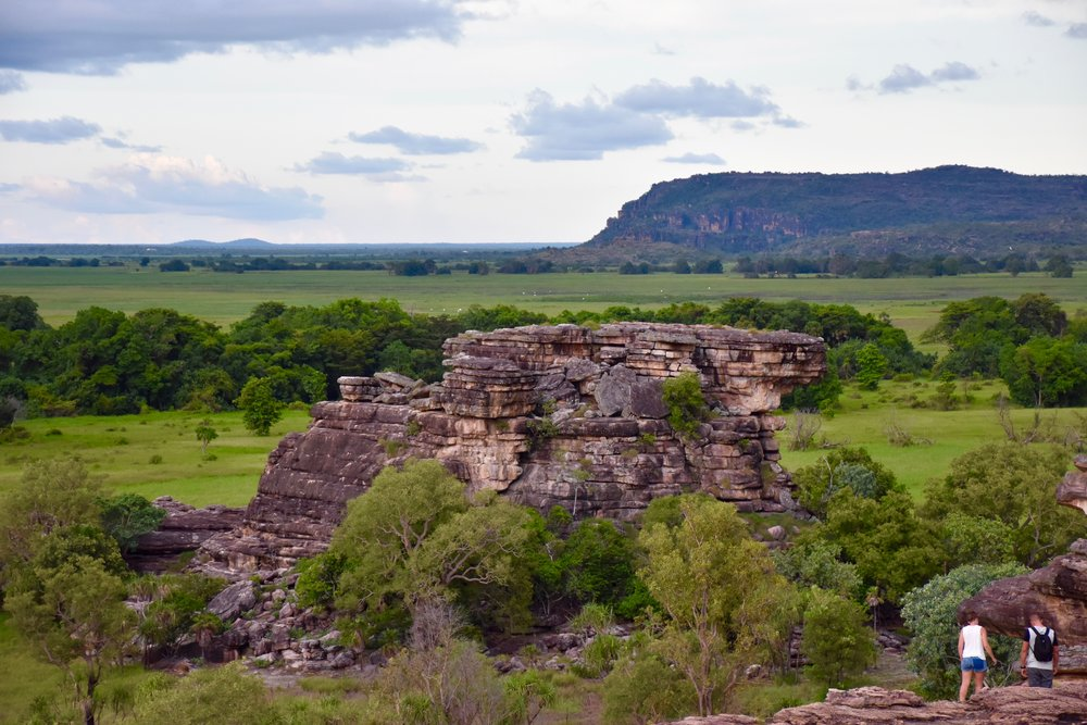 Ubirr, Kakadu National Park.
