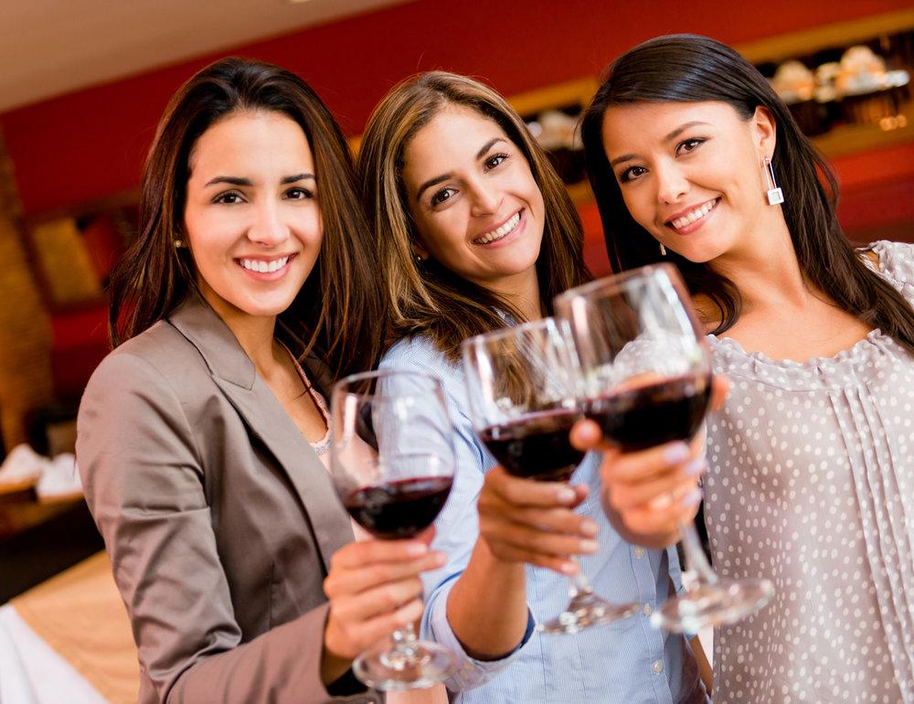 Ladies Wine Night