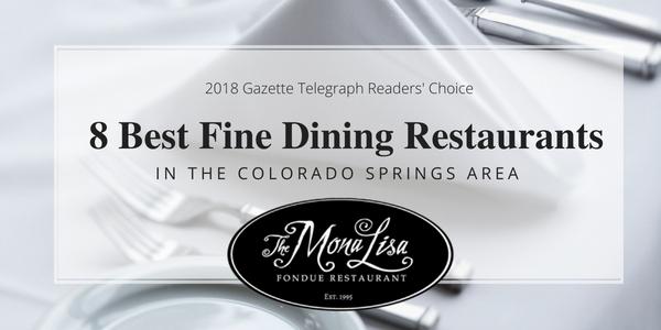 Best Fine Dining Mona Lisa Fondue