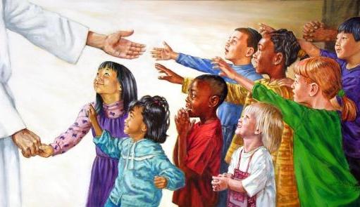 5. Acceptance & Appreciation - In heaven everyone will be accepted & appreciated, so in church everyone should also find acceptance &appreciation.