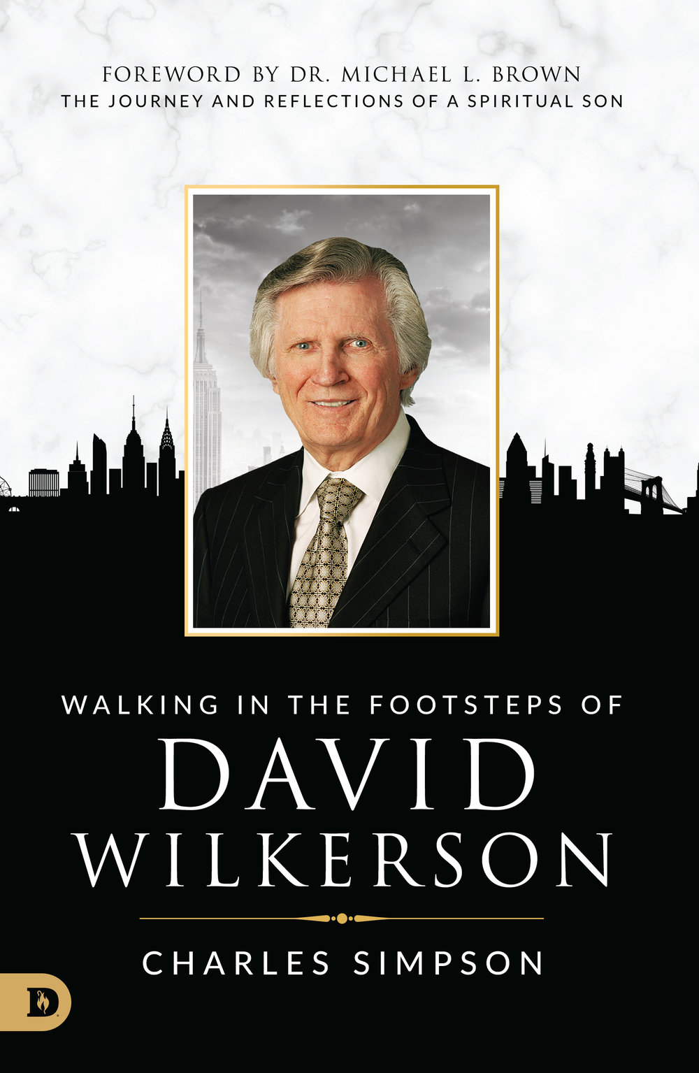 """Walking in the Footsteps of David Wilkerson, my fifth book, is surely the most important one I've written; and the most encouraging! —Pastor Charles       To ORDER      Endorsements    Foreword by Dr. Michael Brown    Table of Contents  (Each chapter is a quote from Pastor Dave)   Back Cover    PDF of first few chapters      Other books by Pastor Charles:    John, the Gospel of Sonship    Angel Lucifer, Evil's Origin    Christian Island Parables"