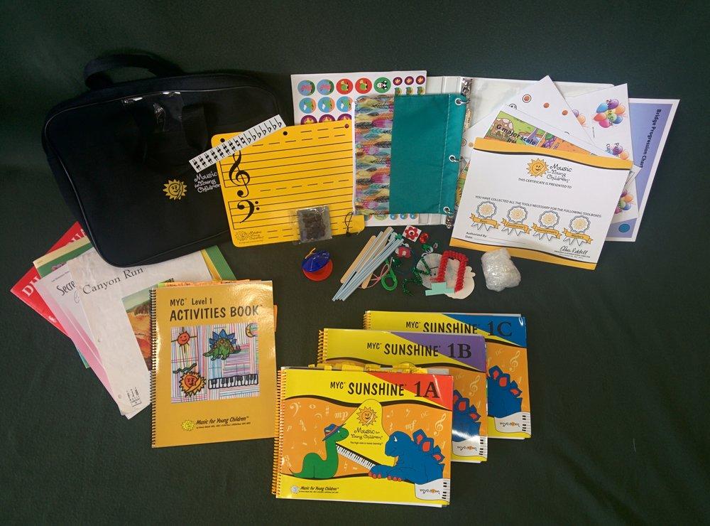 Sample of 9 months of Sunshine class materials!