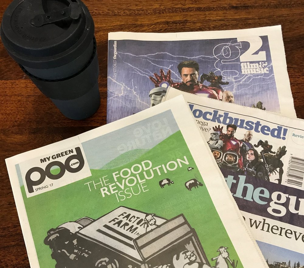 Social Media - My Green Pod - Creative Bloom
