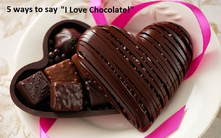 """rustranslator_irina_england     5 способов сказать """"Я люблю шоколад""""   I just love chocolate. Dont't you? / Для любителей шоколада и других жизненных ценностей 😁 небольшая подсказка о том, как задекларировать эту свою любовь:   🍫I can't get enough of chocolate! 🍫I can't stop eating chocolate! 🍫I am a chocoholic! 🍫I am hooked on chocolate! 🍫I can't live without chocolate    Когда-то, во время поездки в Америку я купила футболку, на которой было написано Chocoholic, но купила я ее потому, что она пахла шоколадом, и даже после стирки, целый год!  Забыла, кстати, что можно еще сказать так:   🍫I am a big fan of chocolate!   Вместо chocolate можно подставлять другие слова. Не все же любят шоколад, хотя это трудно себе представить! What can't you live without?"""