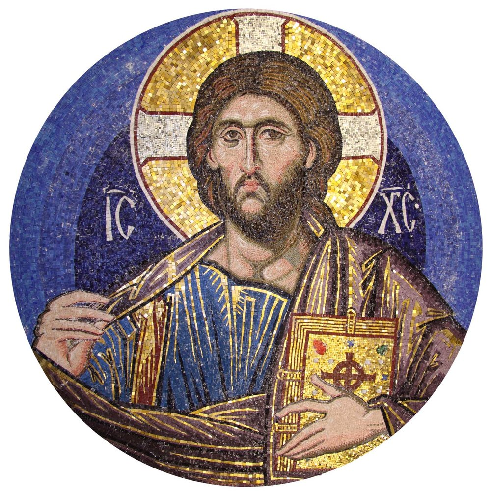 Christ Pantocrator, Cardiff