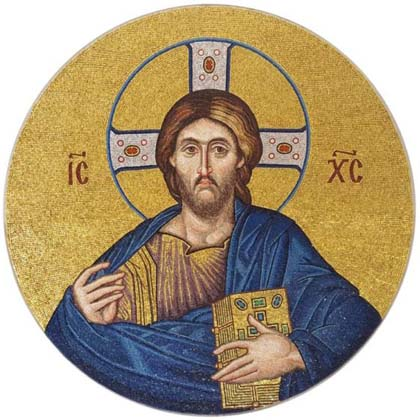 Christ Pantocrator, private chapel